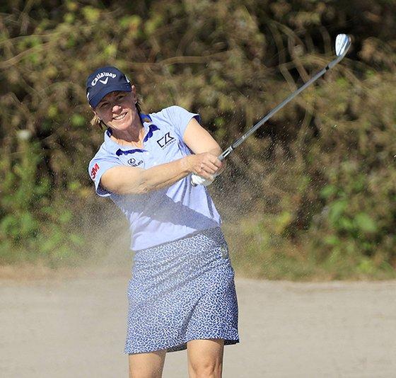 51세 소렌스탐, 게인브릿지 LPGA 출전